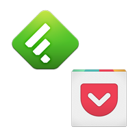 Feedly y Pocket ayudan para mantener una buena base de datos